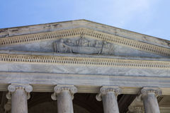 Thomas Jefferson memorial Washington DC Royalty Free Stock Photography
