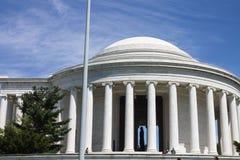 Thomas Jefferson memorial Washington DC Stock Photo