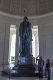 Thomas Jefferson memorial Washington DC Royalty Free Stock Images