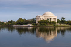 Thomas Jefferson Memorial in Washington DC, U Immagine Stock Libera da Diritti