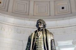 Thomas Jefferson Memorial. In Washington DC USA royalty free stock images