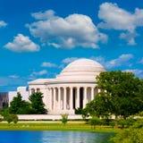 Thomas Jefferson memorial in Washington DC Stock Photography
