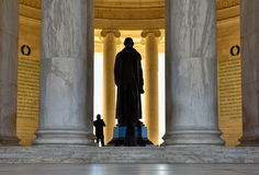 Thomas Jefferson Memorial. Washington DC, USA. Royalty Free Stock Photography