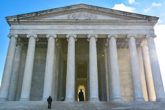 Thomas Jefferson Memorial. Washington DC, USA. Stock Photos