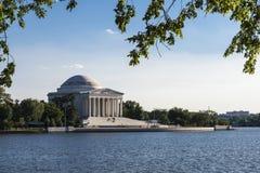 Thomas Jefferson monumnet Royalty Free Stock Image