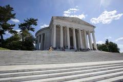 Thomas Jefferson pomnik, Obrazy Stock