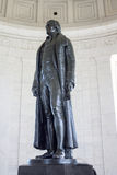 Thomas Jefferson pomnika washington dc Zdjęcia Royalty Free
