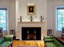 Thomas Jefferson Rotunda photographie stock