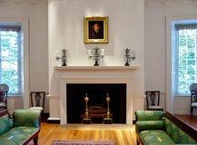 Thomas Jefferson Rotunda Arkivbild