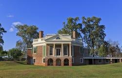 Thomas Jefferson's Poplar Forest Royalty Free Stock Photo
