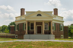 Thomas Jefferson's - Poplar Forest Stock Image