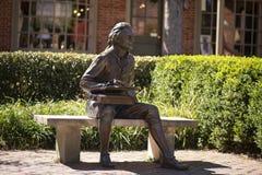 Free Thomas Jefferson Statue In Williamsburg Virginia Royalty Free Stock Photos - 137140138
