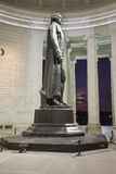 Thomas Jefferson Statue Side View Royalty Free Stock Photography