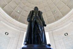 Thomas Jefferson Statue Royalty Free Stock Images