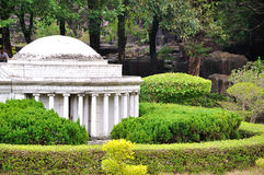 Thomas- Jeffersondenkmal Lizenzfreies Stockbild