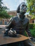 Thomas- Jeffersonstatue Stockfotos