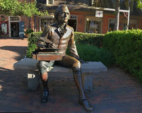 Thomas- Jeffersonstatue Lizenzfreie Stockfotografie
