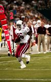 Thomas Jones, arizona cardinals -26 Obraz Royalty Free