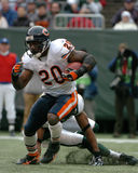 Thomas Jones, Chicago Bears Royalty-vrije Stock Afbeeldingen