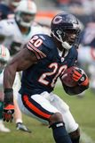 Thomas Jones Chicago Bears arkivfoto