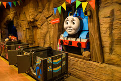 Thomas land theme park Stock Images