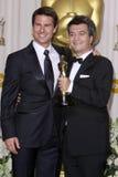 Thomas Langmann, Tom Cruise Royalty Free Stock Photography