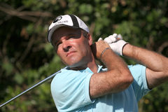 Thomas Levet, Golf Open de Andalucía 2007 Fotos de archivo