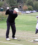 Thomas Levet, Vivendi golf cup, sept 2010 Stock Image