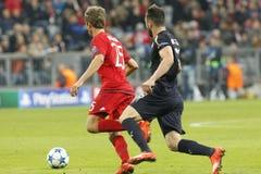 Thomas Müller  Bayern Munich Royalty Free Stock Photo