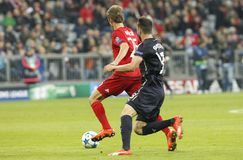 Thomas Müller   Bayern Munich Stock Photography