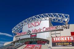 Thomas & Mack Center Royalty Free Stock Image
