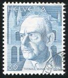 Thomas Mann fotografie stock