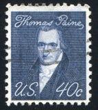 Thomas Paine stock afbeeldingen