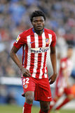 Thomas Partey of Atletico Madrid Royalty Free Stock Image