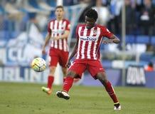 Thomas Partey of Atletico Madrid Royalty Free Stock Image