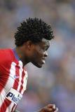 Thomas Partey de Atlético Madrid Foto de Stock