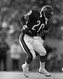 Thomas Sanders. Chicago Bears RB Thomas Sanders, #20. (Image taken from the B&W negative stock photo