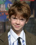 Thomas Sangster Royalty Free Stock Photography