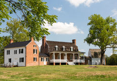 Thomas Stone house Port Tobacco Maryland Royalty Free Stock Image