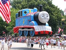 Thomas the Tank Engine Balloon Royalty Free Stock Photography