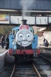 Thomas tankar motorn, och vänner på Llangollen ångar järnvägen Arkivbilder