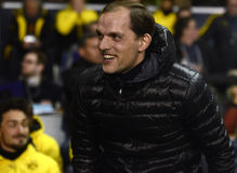 Thomas Tuchel immagine stock