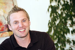 Thomas Vanek Royalty Free Stock Photos