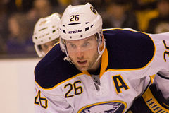 Thomas Vanek, Buffalo Sabres Stock Photography