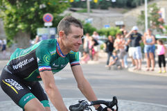 Thomas Voecker, team Europcar Royalty-vrije Stock Afbeelding
