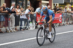 thomas voeckler Royaltyfri Foto