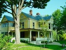Thomas Wolfe House royalty-vrije stock fotografie