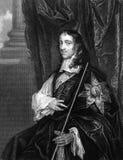 Thomas Wriothesley, 4th Earl of Southampton Royalty Free Stock Photos