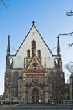 Thomaskirche à Leipzig images stock