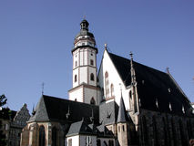 Thomaskirche Royalty Free Stock Photography